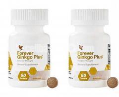 Forever Living Ginkgo Plus 60 Tablets - Image 3/5