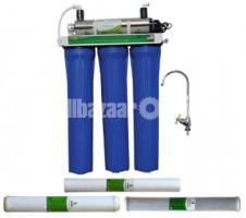 Heron G-UV-401-20 Four Stage UV Water Purifier