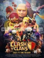 Clash of clan id