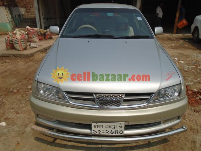 Toyota Carina Ti Mohammadpur Cellbazaar Com Buy Sell Property