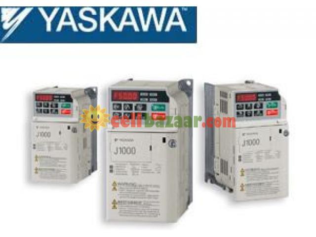 YEASKAWA VFD / Automation Drive - 1/5