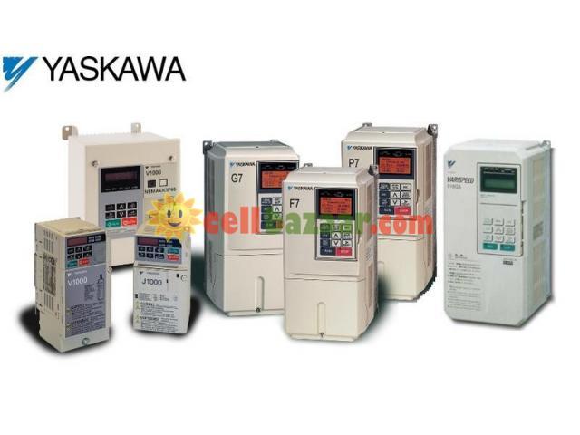 YEASKAWA VFD / Automation Drive - 3/5