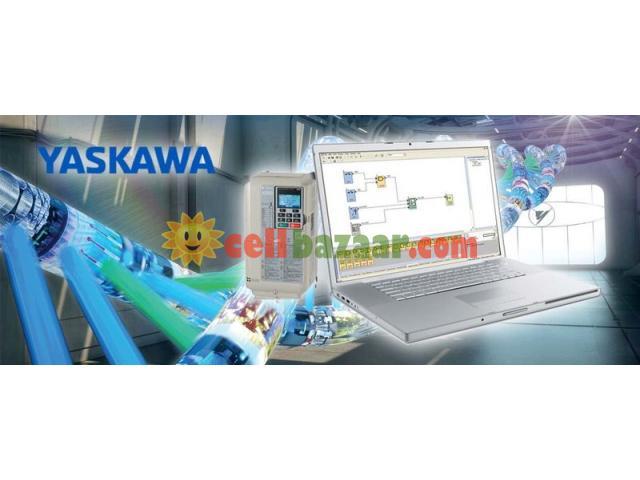 YEASKAWA VFD / Automation Drive - 4/5