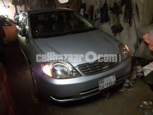 X Corolla 2003 - 2/3