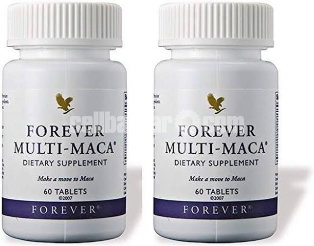 Forever Multi-Maca Dietary Supplement Forever Living - 4/4