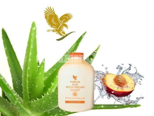 Forever Living Aloe Bits N' Peaches BD - 3/4