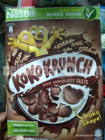 Corn Flakes and Kokokrunch - 1/4