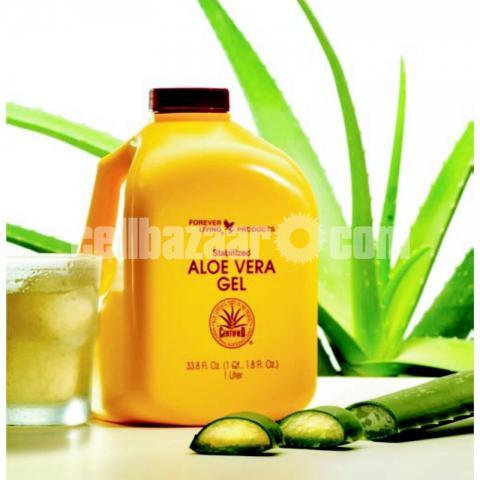 Forever Living Aloe Vera Gel Health Drink - 1/4
