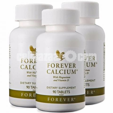 Forever Living Calcium Herbal Supplement - 3/4