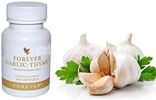 Forever Living Garlic Thyme Dietary Supplements - 1/4