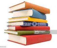 ALL KINDS OF BOOKS PUBLISHED