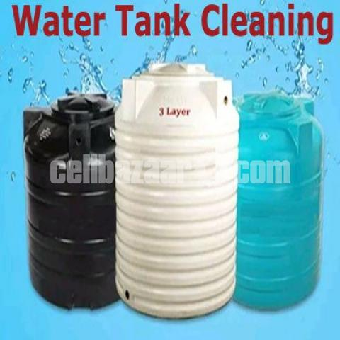 Water Tank cleaning - 1/4