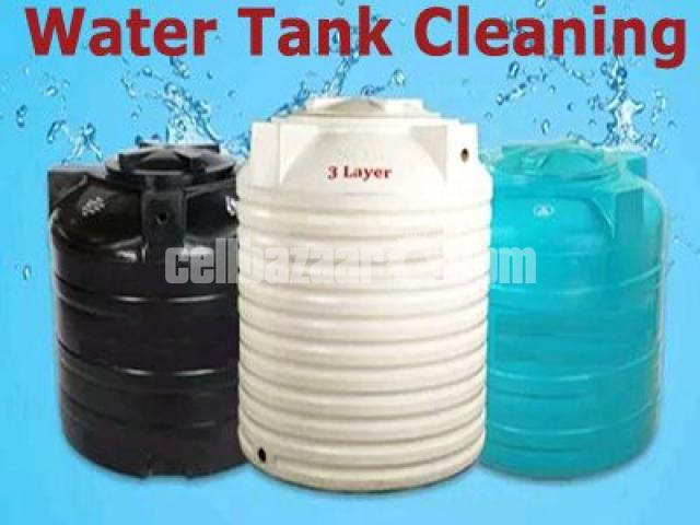 Water Tank cleaning - 4/4