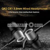 QKZ CK1 HD HiFi In-ear Earphones