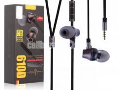 REMAX RM-610D SUPER BASS EARPHONE