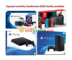 Playstation 4 Brand new stock ltd.