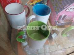 China sublimation mug