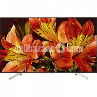 Sony Bravia X9000F 4K X-Reality PRO 55 Inch LED TV