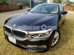 BMW 5 SERIES 530i ROYAL BLUE 2017/2018