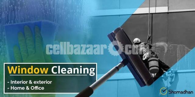Window Cleaning Service in Dhaka - 1/1