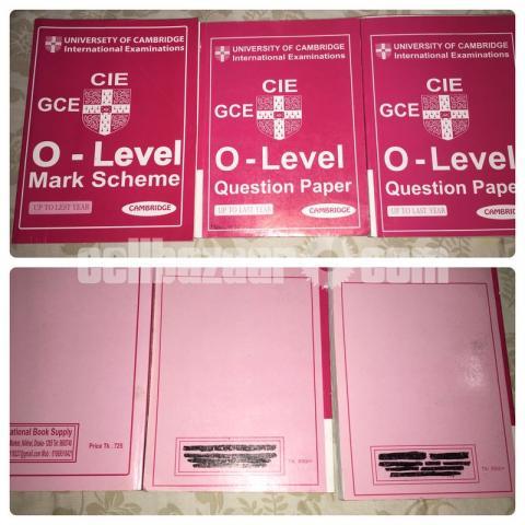 o level books - 3/5