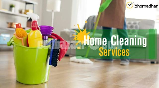 Home Cleaning Service – Shomadhan - 1/1