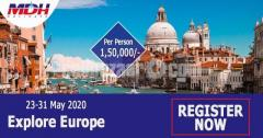 Europe tour package from Bangladesh