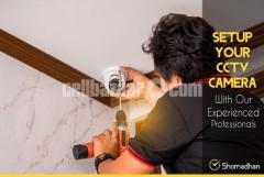 Top CCTV Installation near me – Shomadhan