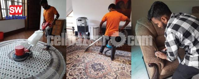 Sofa and Carpet Cleaning - 1/1