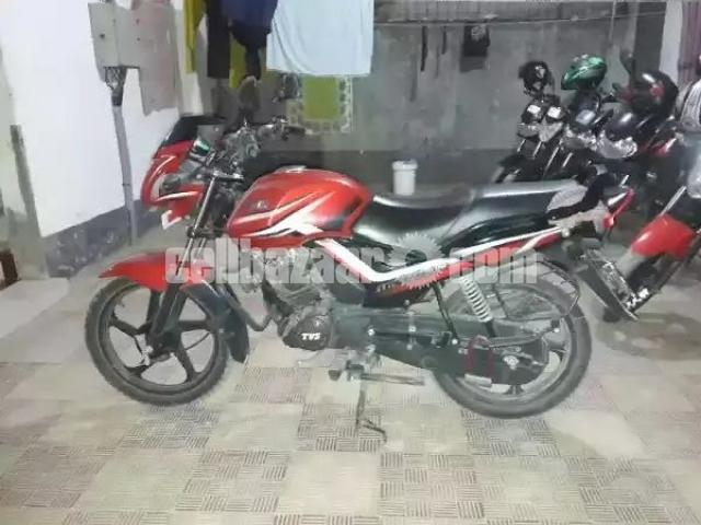 TVS Metro Plus 110 cc - 4/4