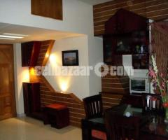NEW  Fully furnished flat for rent at Gulshan