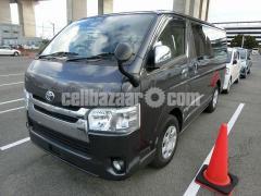 Toyota Hiace GL PACK DUEL AC 2014