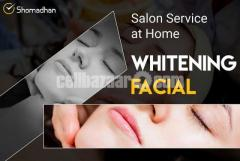 Beauty Services at Home in Dhaka