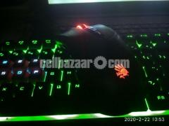 Bloody Gaming Mouce and Keyboard