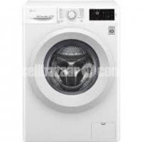 LG F4J5TNP3W 8 KG Front Load Fully Automatic Washing Machine