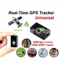 GPS Tracker GSM MMS Video Photo Transmit Camera Audio Listening Bug GF08
