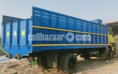 Tata 1109 Open truck 20 Feet 2010