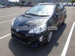 Aqua S Hybrid Black