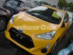 Aqua S Hybrid Yellow