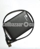 500 GB HP Laptop HDD with WD Elements Portable USB 3.0 Enclosure