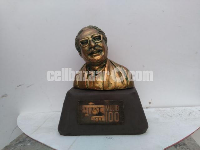 Father of nation (bongobondhu mini replica) - 4/5