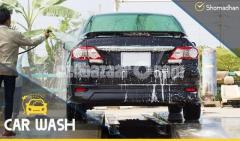 On Demand Car Wash Services in Dhaka