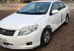 Toyota Axio X Limited 2009
