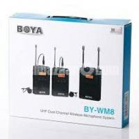 Boya Micro Phone-  WM8