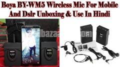 Boya Micro Phone- WM 05