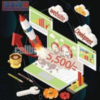 We have to design world best website