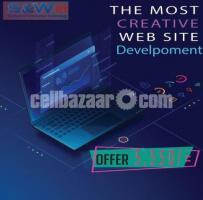 Most attractive website we've design