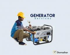 Generator Maintenance and Repair – Shomadhan