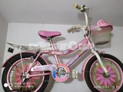 Bicycles (Girl)
