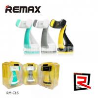 REMAX RM-C15 Car Mobile Phone Holder Desk Stand For Phone 360 Rotation Suction